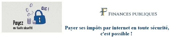 Logo Payer ses impots